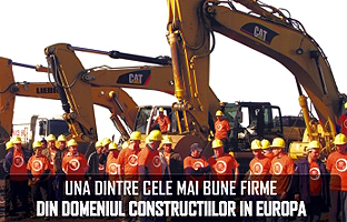 NEF Service SRL - One of the best companies in constructions sector in EUROPE